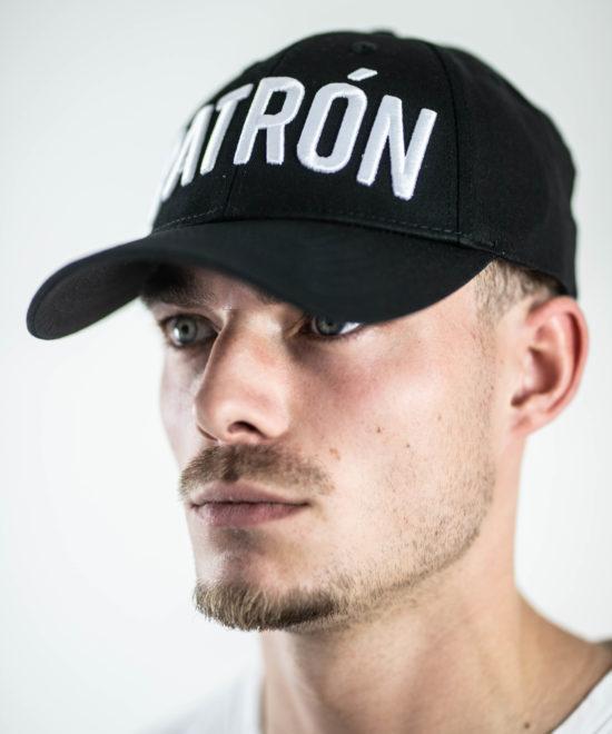 Black Brand Cap