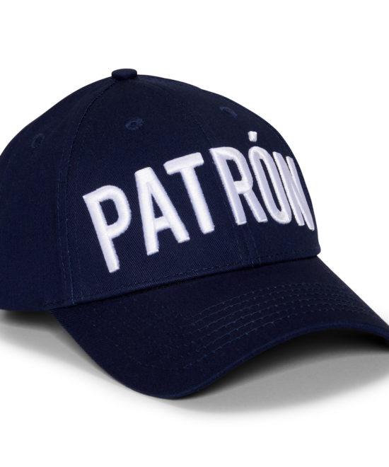 Patrón Blue Cap