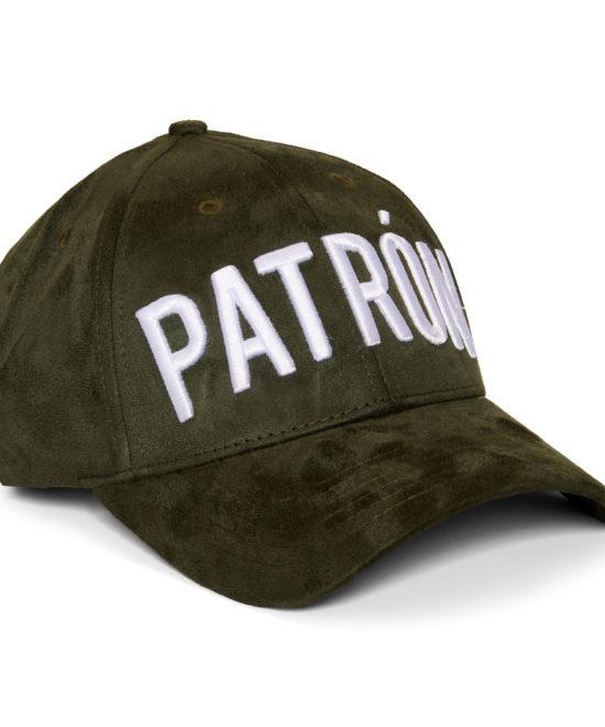 Patrón Green Cap