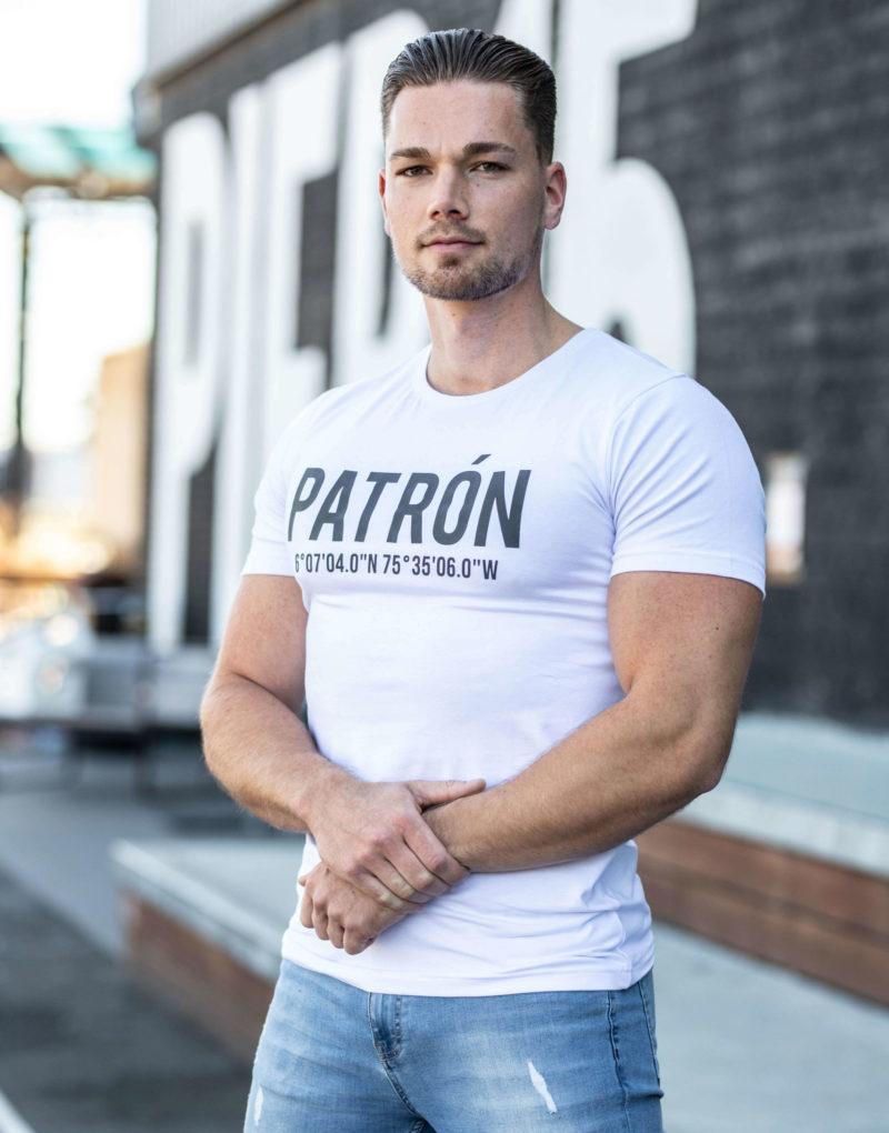 Patrón T-shirt Catedral