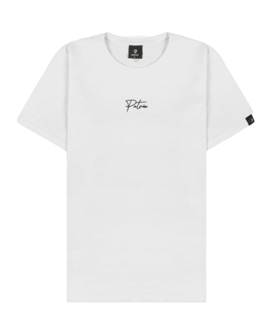 Emilio T-shirt White/Black