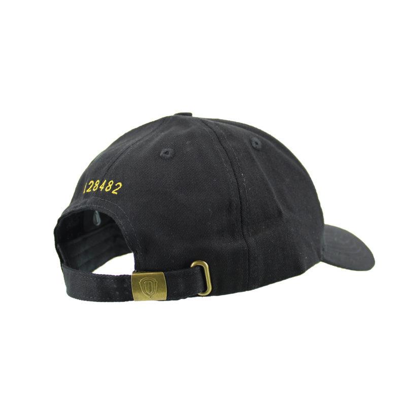 Patrón Cap Gold