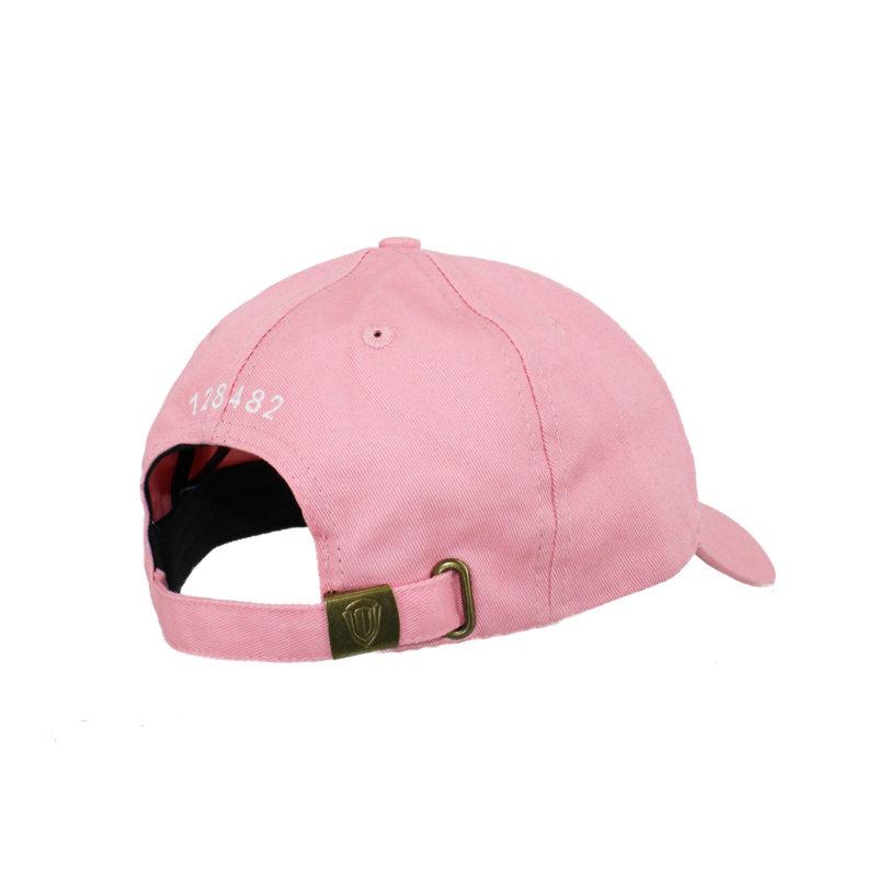 Pink Patrón Cap