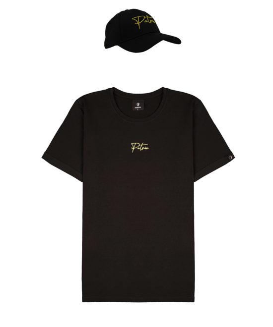Patrón Black Gold