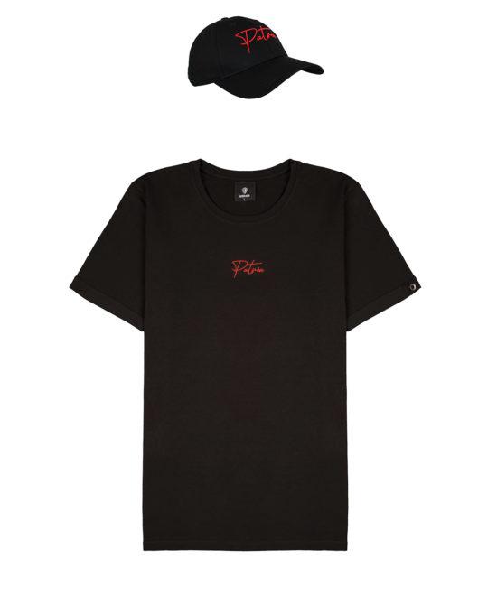 Patrón Black Red