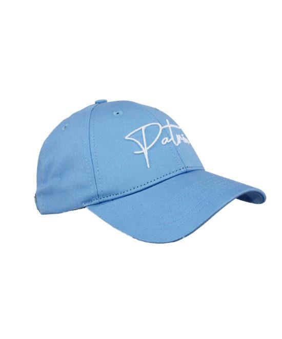 Patrón Cap Blue