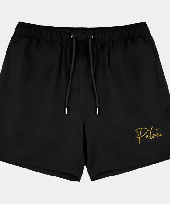Patrón Swimshort Black/Gold